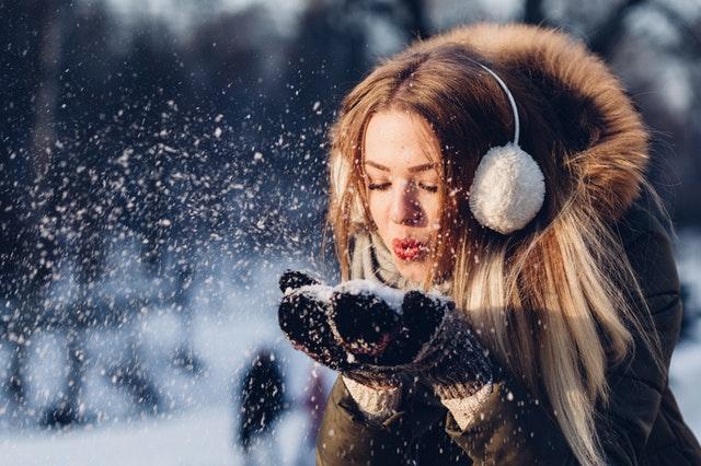 Itt a tél
